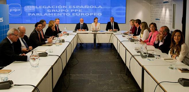 El PP designa a Rosa Estaràs miembro del comité de dirección en Europa
