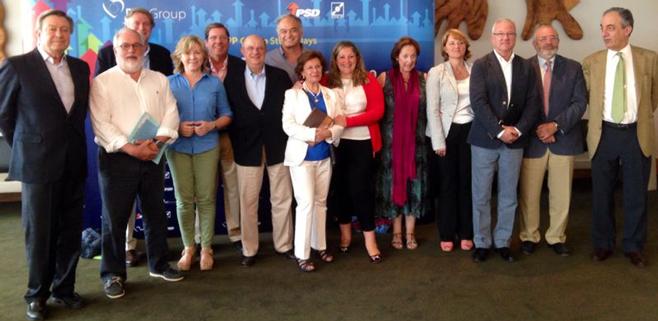 Los eurodiputados españoles del PP aprueban su agenda reformista