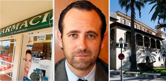El TSJB comunica ahora a las partes la sentencia sobre la farmacia