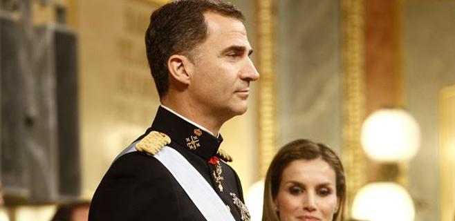 Felipe VI recibirá a Francina Armengol en Zarzuela el próximo viernes