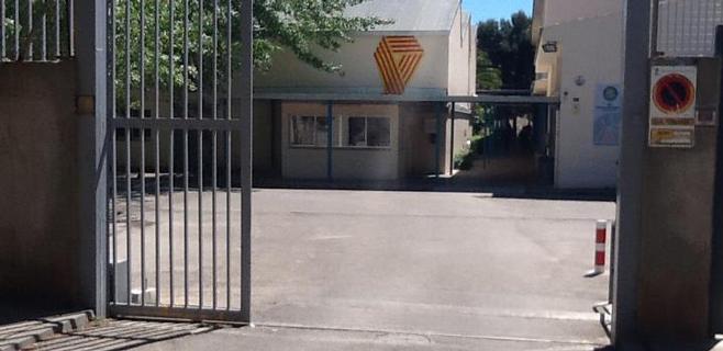 Detenido por robar 21 ordenadores en el Instituto Francesc de Borja Moll