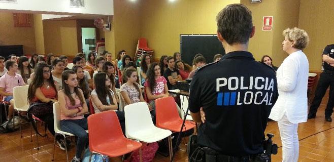 Inca prepara a sus jóvenes para la fiesta de fin de curso