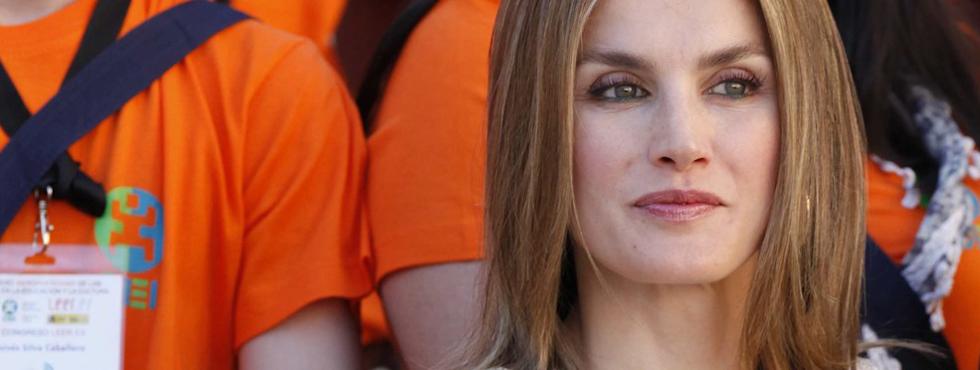 Letizia se prepara para ser Reina de España