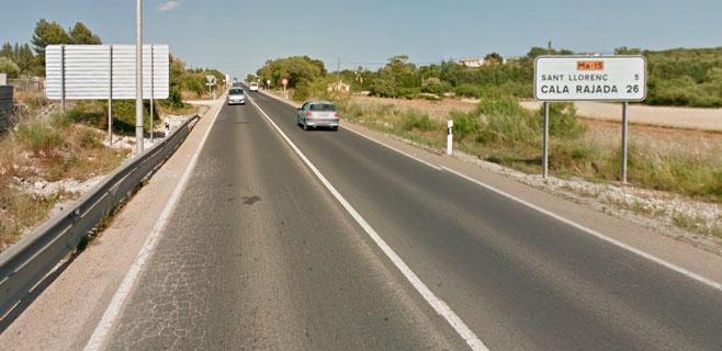 El Consell inicia las obras de la carretera Manacor-Sant Llorenç