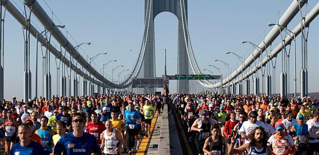 El Maratón de NY gana el Príncipe de Asturias