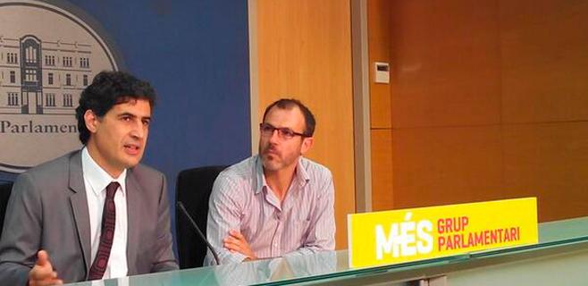 Més pide una comisión de investigación sobre la reestructuración de Sa Nostra