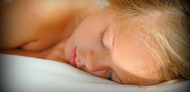 1 de cada 10 niños ronca por la noche