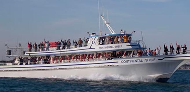 Empieza el control de las party boats