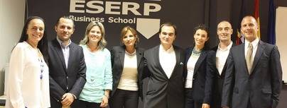 Exposición de proyectos en ESERP