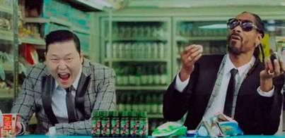 Psy y Snopp Dogg arrasan en Youtube