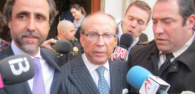 Los Ruiz Mateos niegan ninguna relación con Bárcenas