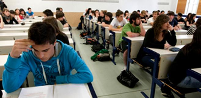 3.871 alumnos de Balears ultiman la preparación de la selectividad