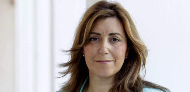 Susana Díaz no optará a liderar el PSOE