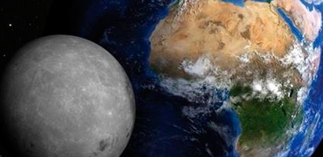 Tierra y Luna son 60 millones de años más viejas de lo pensado