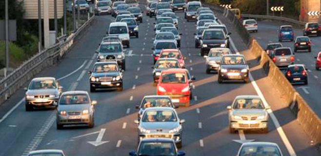 Palma es la 3ª ciudad con más tráfico