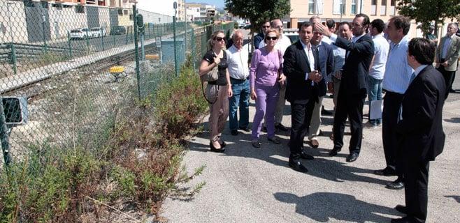 El Govern invertir� 600.000 euros en la nueva estaci�n de tren de Sa Pobla