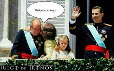 Felipe VI no es Borbón