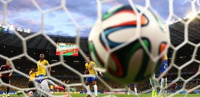 El Brasil-Alemania batió todos los récords en Twitter