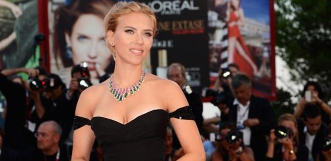 Scarlett Johansson, cobrará 5.000€ por ceder su nombre