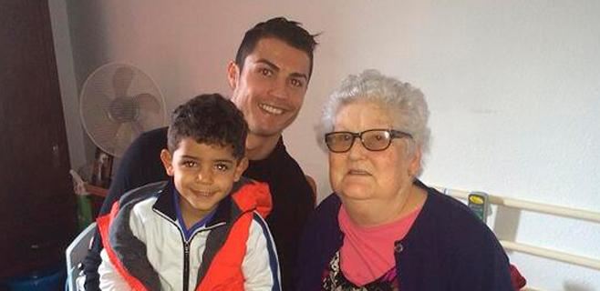 Fallece la abuela de Cristiano Ronaldo
