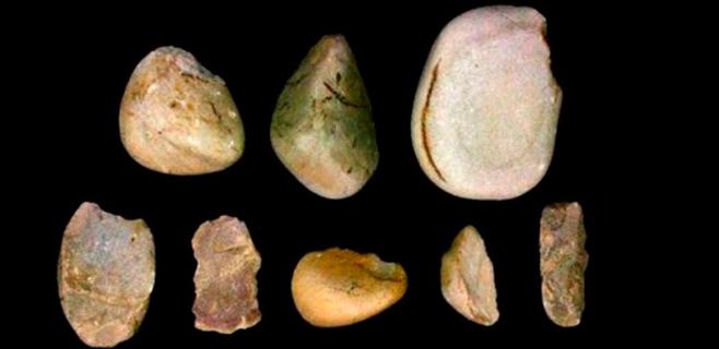 Halladas herramientas usadas hace un millón de años