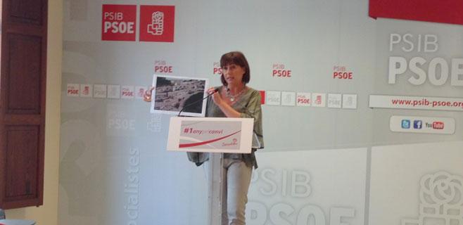 El PSIB propone al PP exigir juntos al Gobierno la mejora de financiación