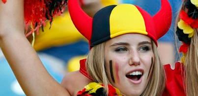 L'Oreal ficha a su nueva imagen en las gradas del Mundial