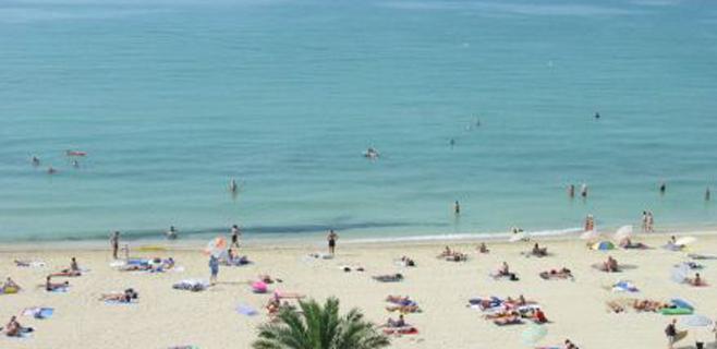 Fallece ahogado un hombre de 64 años en la playa de Can Pastilla