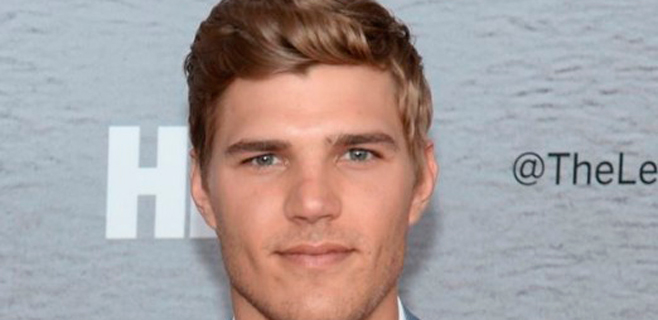 Chris Zylka, de ser un sin techo a estrella de Hollywood