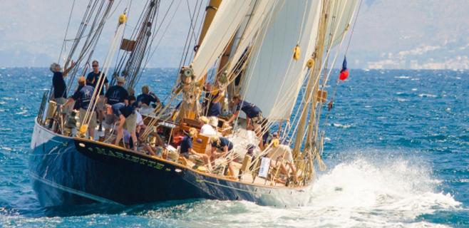 La regata Conde de Barcelona ya tiene los recorridos listos