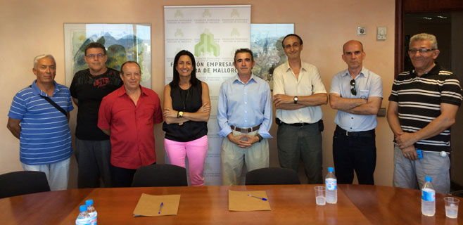 La FEHM colaborará con la asociación de desempleados mayores de 45 años