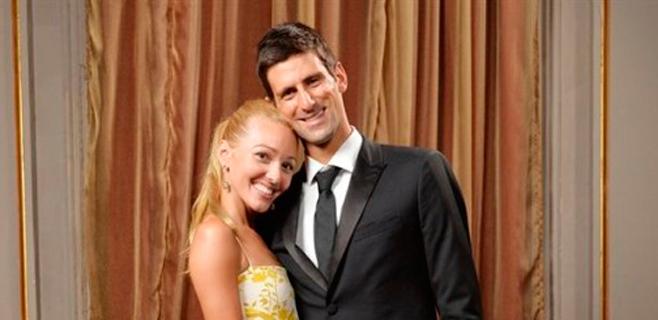 Djokovic, boda solidaria de dos días