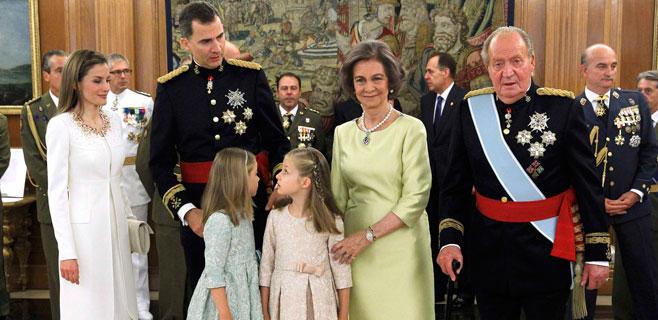 La Familia Real no podrá trabajar en el sector privado