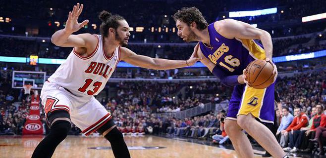 Pau Gasol jugará con los Chicago Bulls