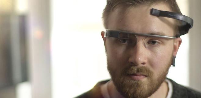 Las google glass se podrán controlar con la mente