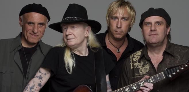 Fallece el bluesman albino, Johnny Winter