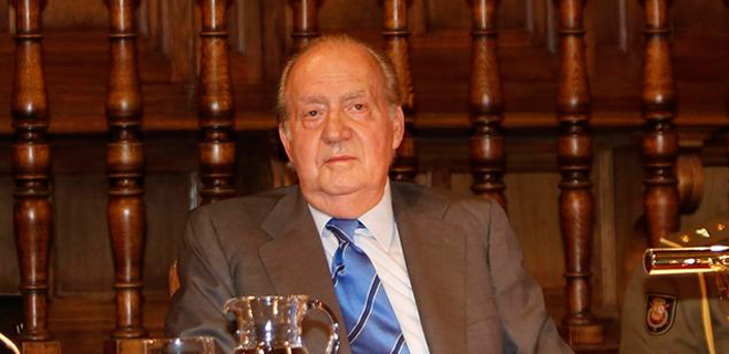 Demanda de paternidad contra don Juan Carlos