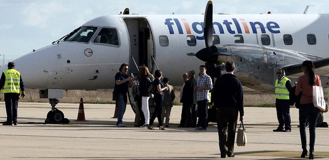 Eliminados todos los vuelos de Just Fly desde Palma y Eivissa a Valladolid