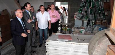 El Govern cede Sa Farinera a Llubí