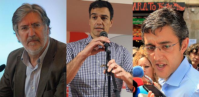2.500 militantes baleares elegirán entre Madina, Sánchez y Pérez Tapias