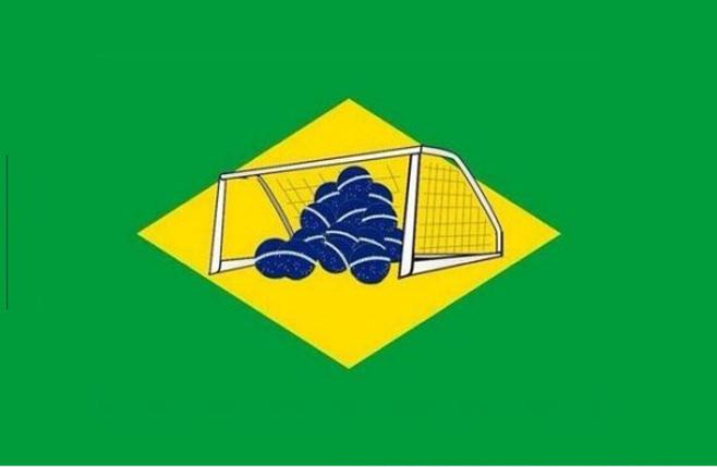 Los memes de la derrota de Brasil