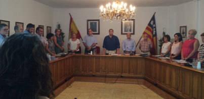 Marratxí guarda un minuto de silencio por Agustín Comerón