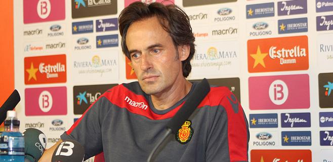 Pocos creen que Soler aún mantenga el control del vestuario del Mallorca