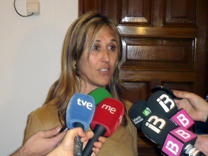 Madura el pacto Bauzá-Rodríguez por Teresa Palmer como candidata a Cort