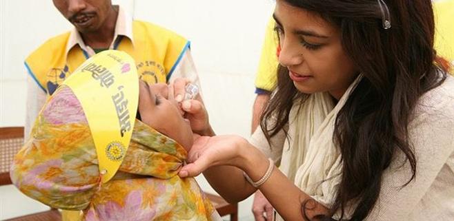 Volver a inyectar la vacuna podría erradicar la polio