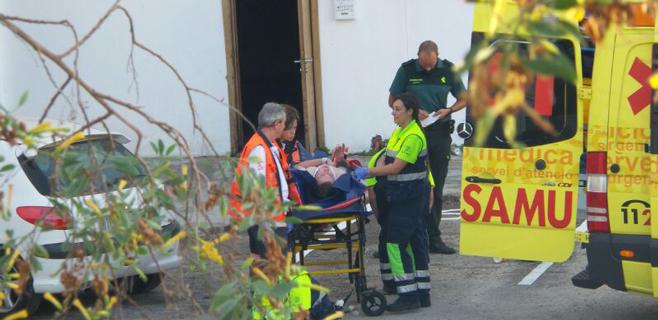 Un turista herido grave al caer de un segundo piso en Punta Ballena