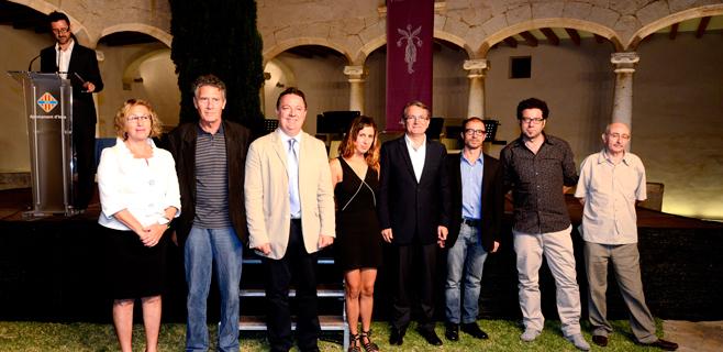Pietrelli, de Cara y Salas ganan los Premis Pare Colom