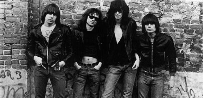 Se triplican las escuchas de música de Los Ramones