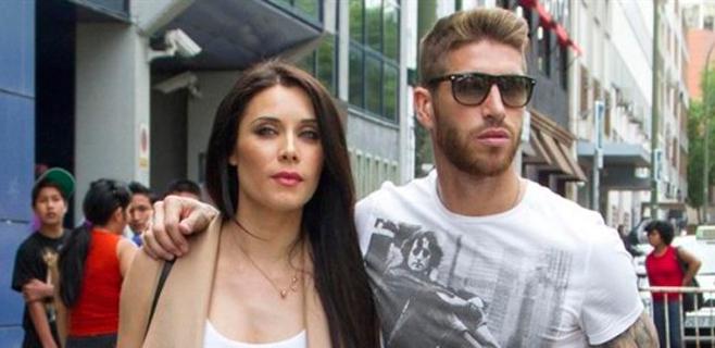 Pelea de Sergio Ramos y Pilar Rubio contra una fotógrafa