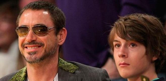 Arrestado el hijo de Robert Downey Jr. por posesión de cocaína